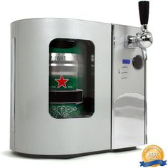 Kegerator - $179.00 // Nothing says how much you care, like buying your beer-lover a kegerator.