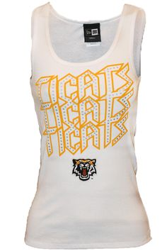 c8759bf7a02 Ticats New Era Scoop Tank Top