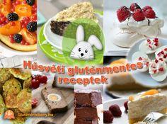 gluténmentes húsvéti receptek Pavlova, Diet Recipes, Cereal, Pancakes, Menu, Gluten, Breakfast, Food, Caramel
