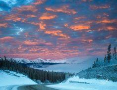 Thumbs Up: Stunning Carcross, Yukon!  Photo credit: Heather Jones