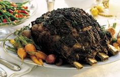 Prime Rib (Standing Rib Roast) Christmas Dinner Menu  Five-Course Dinner - Menu and Recipes