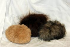 Tribble Pattern... omg... make these and set them around the house strategically.  hubby's mind... blown.