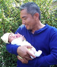 Cesar Millan on how to introduce your dog to your baby.