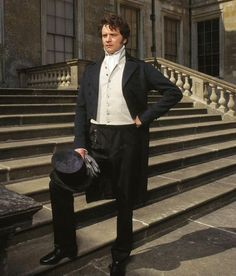 Of all my literary loves, none were ever brought to life so perfectly as Darcy was by Colin Firth in Pride and Prejudice (BBC TV mini-series) Jane Austen, Sr Darcy, Colin Firth Mr Darcy, Darcy Pride And Prejudice, Winchester, Jennifer Ehle, Little Dorrit, Becoming Jane, Chef D Oeuvre