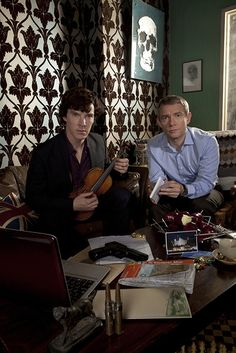 Make Your House a Holmes: Baker Street Designs Inspired by Sherlock on the Interior Collective