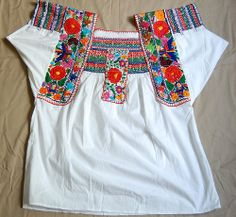 Tehuacan Valley Blouse | Flickr - Photo Sharing!