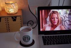 Best combo: Your favorite show & Starbucks