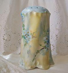 Porcelain Hat Pin Holder