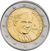 2€ Vaticano