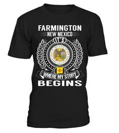 Farmington, New Mexico - My Story Begins