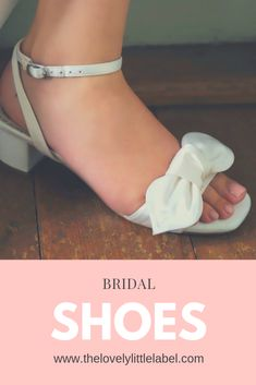 The Lovely Little Label Lace Bridal Shoes, Wedge Wedding Shoes, Bridal Sandals, Wedding Umbrellas, Umbrella Wedding, Vintage Style Shoes, Ring Pillows, Velvet Shoes