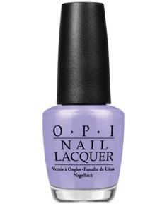 Opi Nail Lacquer, You're Such a BudaPest - You're Such a BudaPest