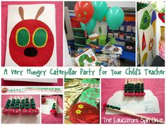 The Hungry Caterpillar Party