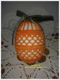 Oddana pasji tworzenia...: Wielkanocne jajeczka w rozmiarze XXL Easter Crochet Patterns, Crochet Bunny Pattern, Knit Crochet, Easter Crafts, Holiday Crafts, Eastern Eggs, Easter Holidays, Background Patterns, Happy Easter