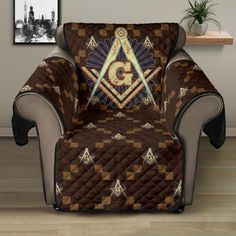Sofa Protector, Louis Vuitton Monogram, Stitch Patterns, Armchair, Cozy, Stains, Furniture, Diamond, Fit