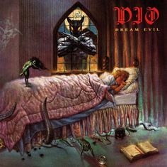 DIO-Dream Evil......................