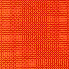 Hello Tokyo Orange Circles from Robert Kaufman by StitchStashDiva