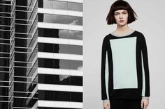Sustainable Fashion Collection Inspired By Building Facades [Video] - PSFK
