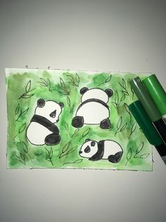 Feeling like a PANDA 🐼 Panda, Snoopy, Feelings, Fictional Characters, Art, Craft Art, Kunst, Pandas, Fantasy Characters
