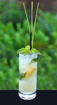 Lemon Grass Mojito - Ritz-Carlton, Dove Mtn