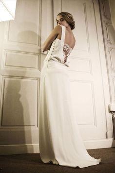Robes de Mariée : Stéphanie Wolff Collection 2013 - La Mariée en Colère Blog Mariage, grossesse, voyage de noces