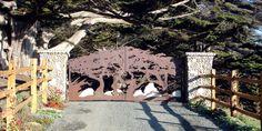 california custom iron gates - Google Search
