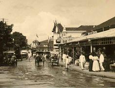 Jl. Braga, Bandung 1921