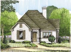 French Country Cottage House Plans impressive french country cottage house plans #1 french country