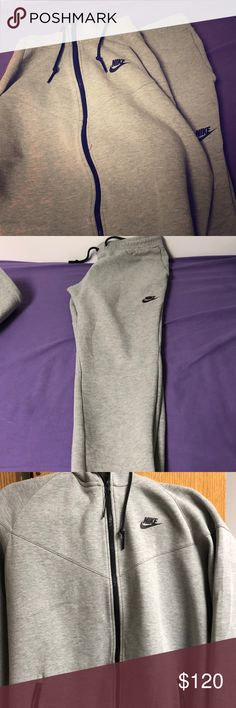 dbdc4163c1da Nike Tech Sweatsuit with matching pants Nike Other
