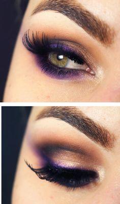 Wonderful Purple Chery Makeup Tutorials / Best LoLus Makeup Fashion