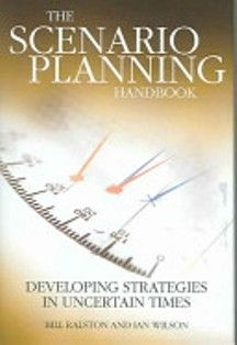 The scenario-planning handbook (PRINT VERSION).  http://biblioteca.cepal.org/record=b1209162~S0*spi This book reveals the most effective stategy techniques available to help you, a decision-maker, plan for the future. And with this strategy textbook, you won't just get theory. You'll also get the most up-to-date data, analysis, and expert insights that show you how to succeed.