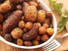 Extra-Crispy Herb-Roasted New Potatoes