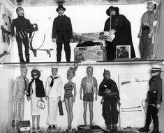 Vintage 1960s dolls Old Dolls, 1960s, Leather, Vintage, Antique Dolls, Sixties Fashion, Vintage Comics