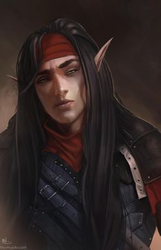 Elf Characters, Dungeons And Dragons Characters, Fantasy Characters, Fictional Characters, Fantasy Character Design, Character Inspiration, Character Art, Fantasy Portraits, Character Portraits