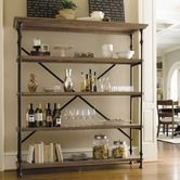 I die! I want this soooo bad!      Great Rooms Rack in Distressed Oaken Bucket