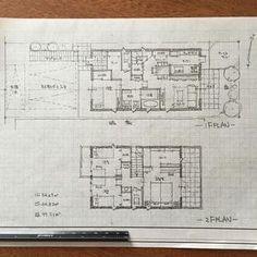 100m2で5人家族の家。駅前の防火地域で両側の隣家が迫っている土地、床面積は100m2まで。限られた条件で最高の提案を目指して #間取り#間取り図#住宅#注文住宅#住まい#設計#設計士#建築#インテリア#家#家作り#住まい#暮らし#マイホーム#マイホーム計画中#リビング#ダイニング#キッチン#収納#壁面収納#手描き#手書き#プラン#ハウス#ペニンシュラキッチン#テラス#狭小地#30坪#小さい家#限られた条件#間取りいろいろ