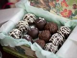 Cookie Dough Truffles with Sea Salt    http://www.foodnetwork.com/recipes/anne-thornton/cookie-dough-truffles-with-sea-salt-recipe/index.html