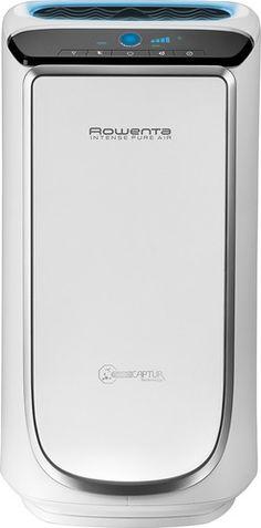 Rowenta - Intense Pure Air Console Air Purifier - White