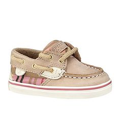 Sperry TopSider Infant Girls Bluefish Prewalker Boat Shoes #Dillards