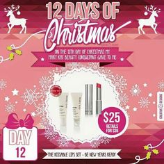 My 12 Days of Christmas Sale is back!!!!!!! Day 12! I offer FREE GIFT WRAPPING & have MANY Hostess & Teacher Gift ideas! Order online today: www.MaryKay.com/jennemanuel #MyMKLife #MaryKay #MK12DaysofChristmas #PinkChristmas Call/Text: 214-405-2512, Facebook: www.Facebook.com/jenniferemanuelmk, Twitter: @JenEEmanuel