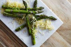 Asparges & ost – lækkert og nemt!