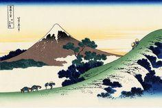 Katsushika Hokusai: 36 Vistas del Monte Fuji