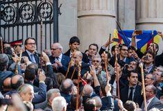 La Fiscalia demana nou anys i mig dinhabilitació per a Mas pel 9-N