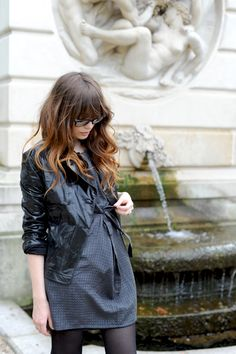 ombre and bangs. tempted, very tempted..