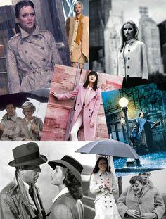 trench coats love