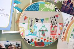 Lovely Circle by Pleated Poppy