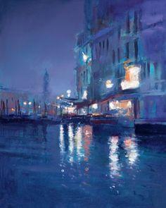 Peter Wileman - Moon Over Venice