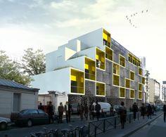 Plein soleil - lgmt : rh+ architecture