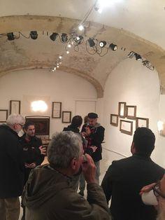 Ragionando con Guido Cabib sull'arte residente a Cagliari.   Cagliari Art Magazine
