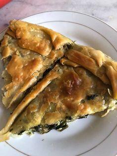 Pizza Tarts, Greek Pita, Greek Pastries, Lunch Recipes, Healthy Recipes, Mumbai Street Food, Spinach Pie, Dairy Free Diet, Greek Cooking